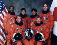 STS-72 Official NASA Crew Portrait